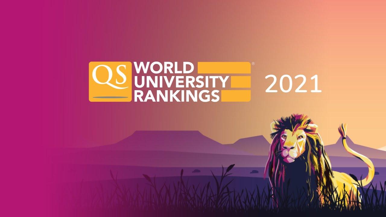 QS World Universities Rankings 2021