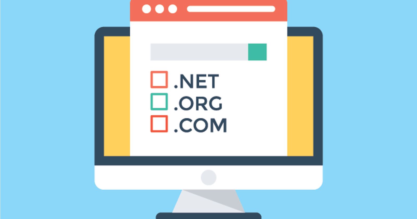 decide a good domain name