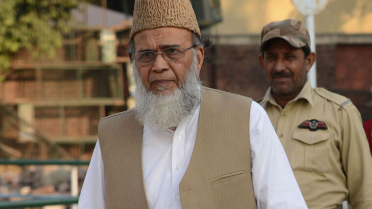 munawar hassan passes away
