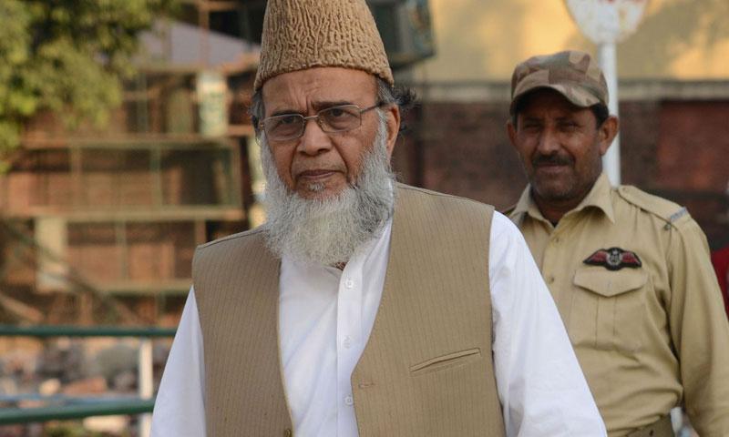 munawar hassan passes away