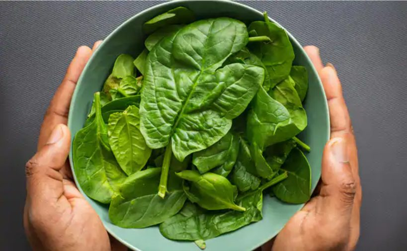 spinach benefits